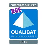 RGE Qualibat 2016